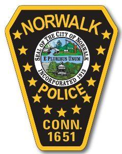 Norwalk CT Police Patch