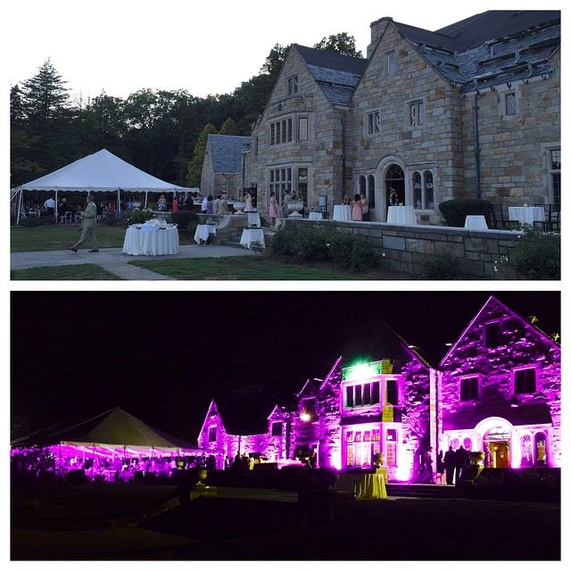 Mansion Lighting