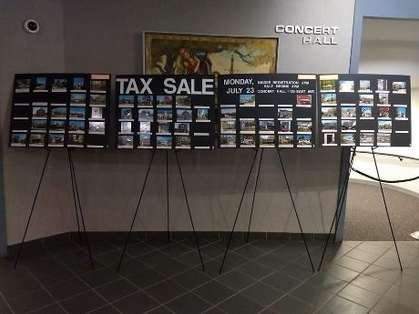 tax sale board