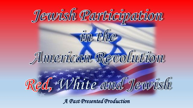 Jewish Particpation in American Rev War image