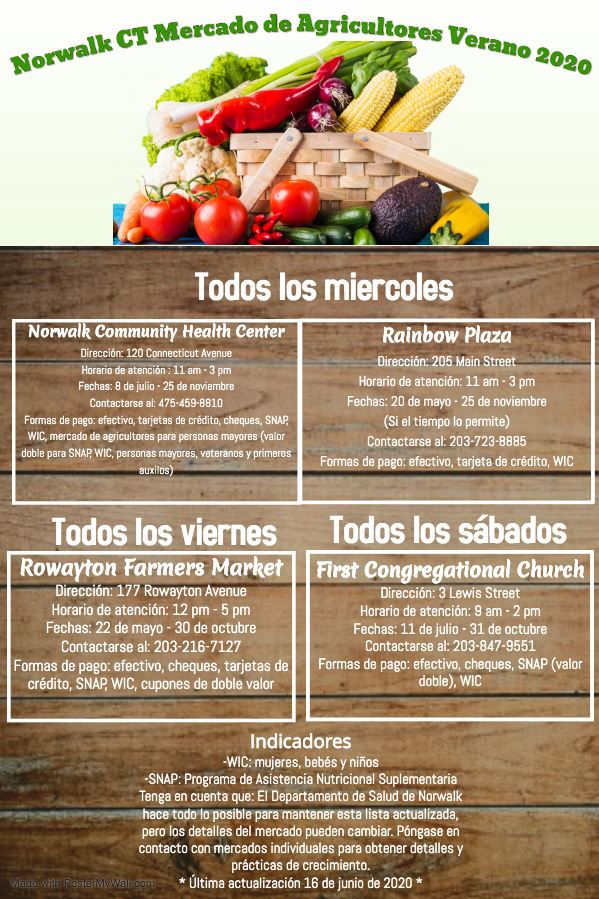 Farmers Market Flyer_June 16 2020_Spanish