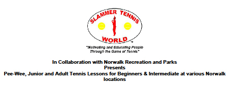 Slammer Tennis World logo