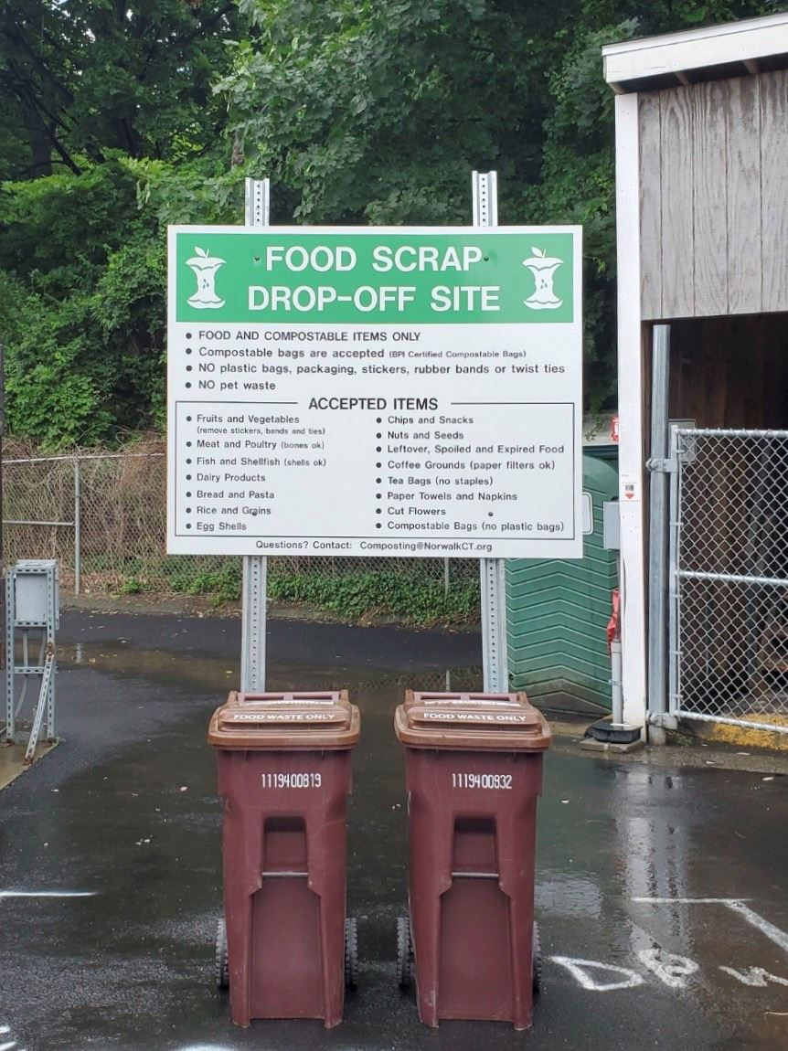 Norwalk  Transfer Station - Food Scrap Recycling
